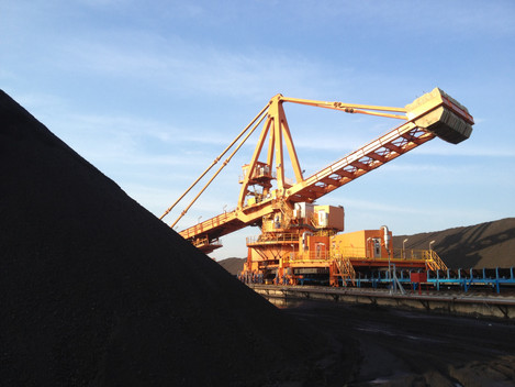 VALE'S COAL PRODUCTION IN MOZAMBIQUE REACHES 3.2M TON IN 3RD QUARTER