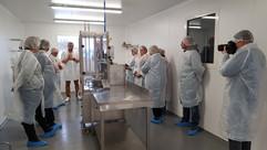 Visite de nos laboratoires