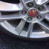 Jaguar Wheel