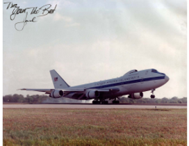 Air Force One, Airplane