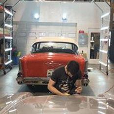 1957 Chevrolet, Detailing