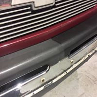 Chevorlet Front Bumper