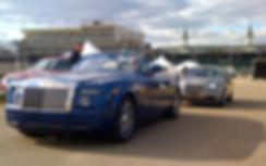 Rolls Royce, Churchill Downs,Concours d'Elegance