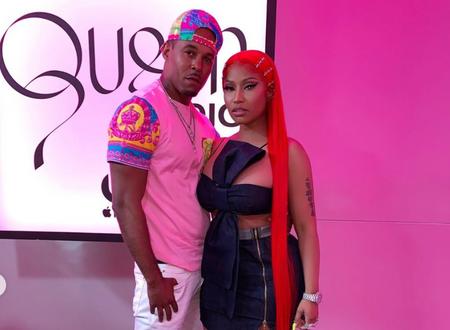 Nicki Minaj announces pregnancy as she reveals baby bump