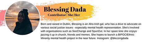 Blessing Dada