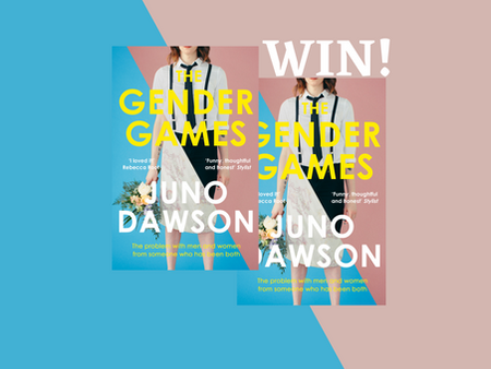 COMPETITION! Win a copy of The Gender Games by Juno Dawson