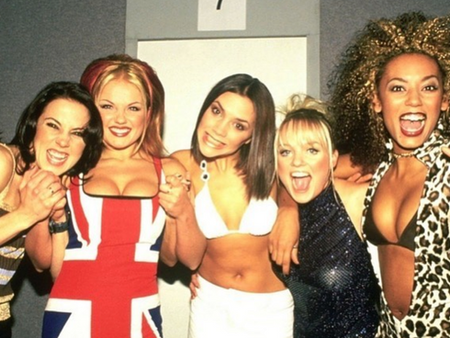 Channel 4 to release Spice Girls documentary to mark 25 years since their first single