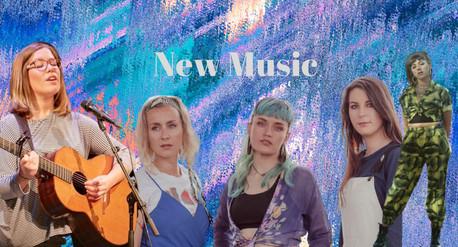 Up de Girlos: 3 brand new Irish releases