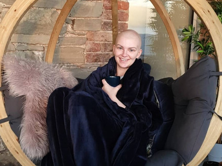 Instagram blogger Big C and Me, Shannen Joyce, reveals cancer has returned for the third time