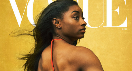 Simone Biles opens up about depression following abuse at hands of Larry Nassar