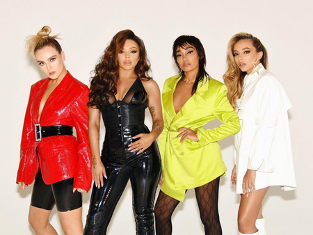 'I'm a bitch to myself most days': Little Mix open up about being kinder to themselves and others