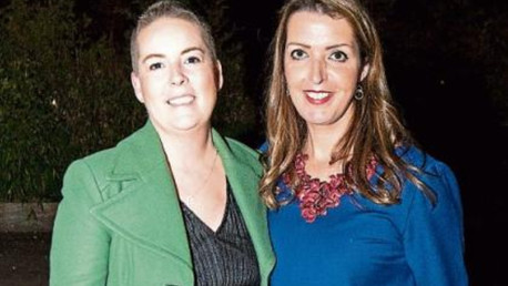 Vicky Phelan pays tribute to CervicalCheck campaigner Ruth Morrissey following her death