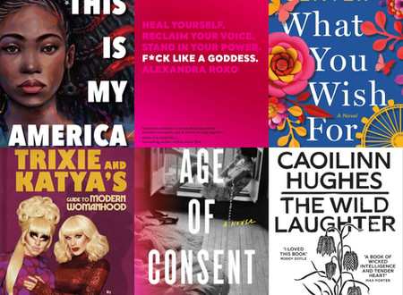 16 books we're looking forward to this July