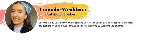 Caoimhe Weakliam