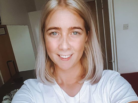 Terrified: Cancer patient shares emotive video as vital clinics cancelled meanwhile pubs reopen