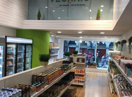 Ireland's first Zero Waste Vegan Supermarket opens in Dublin