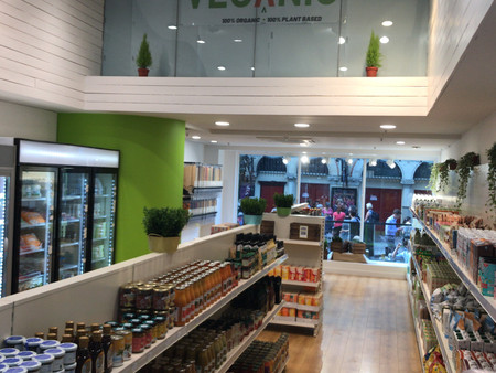 Ireland's first Zero Waste Vegan Supermarket opens in Dublin