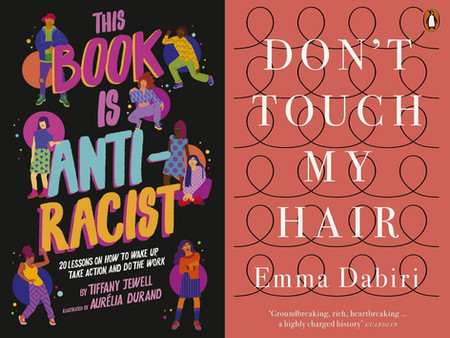 10 books about white supremacy and anti-racism