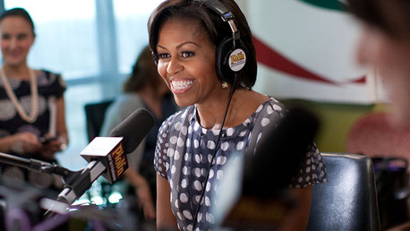 Michelle Obama announces an exciting new podcast
