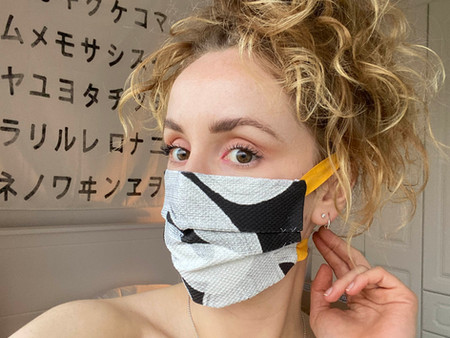 Irish designer creates reusable face-masks with 15% of proceeds going to Dublin Rape Crisis Centre
