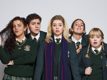 Derry Girls creator Lisa McGee confirms a movie is in the works