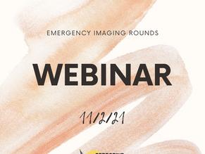 [Live] Peregrine Radiology Webinar Forum (11/2/21) Emergency Imaging Rounds