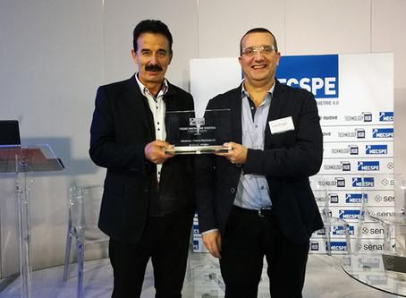 Roboticom Wins The Robotic INNOVATION AWARD 3° Edition
