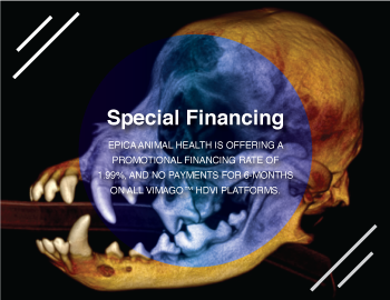 February is National Pet Dental Health Month & Epica's Promotional Finance Rate of 1.99%