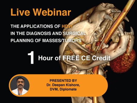 You're invited:The Applications of HDVI in the Diagnosis and Surgical Planning of Masses/Tumors