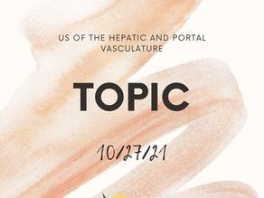 [Live] Peregrine Radiology Webinar Forum (10/27/21) US of the Hepatic & Portal Vasculature