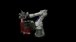 Epica Roboticom's SandRob