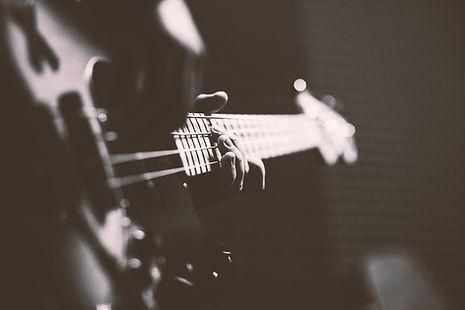 Playing Bass