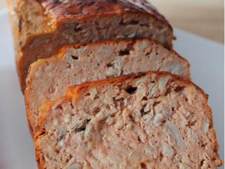 Terrine de thon ou « pain de thon »