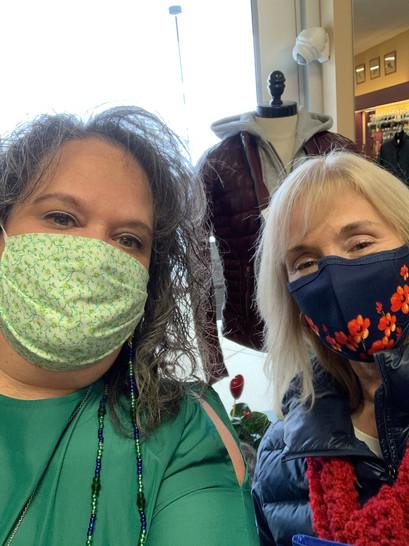 Lynne Harlacher and Felicia Berkowitz.jp