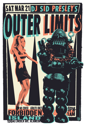DJ SId Presley's Outer Limits