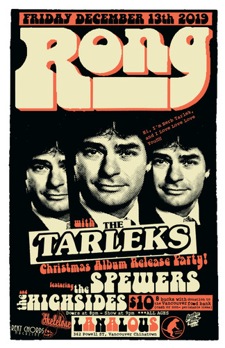 Rong and the Tarleks at Lanalous
