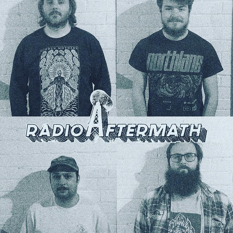 Radio Aftermath + The Mojo City Rebels + Piston Slap + Bleak Futures