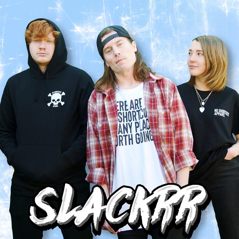 Slackrr + Kroker + Calico Palace