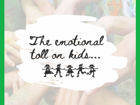5 ways to improve mental health in children