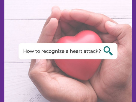 How to Recognize a Heart Attack & The Best Vitamin to Prevent Arterial Plaque