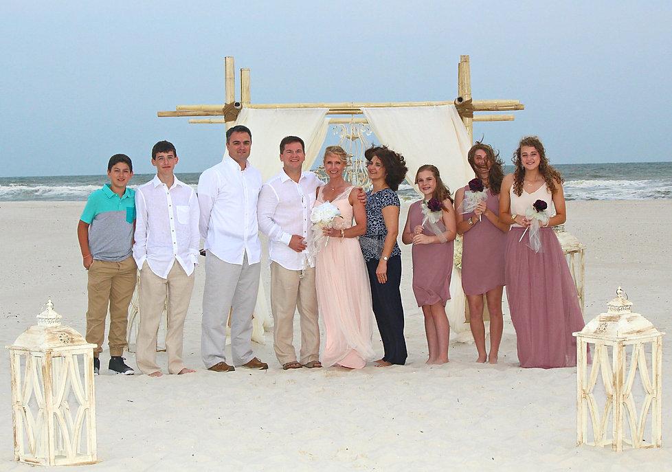 Low Cost Beach Weddings