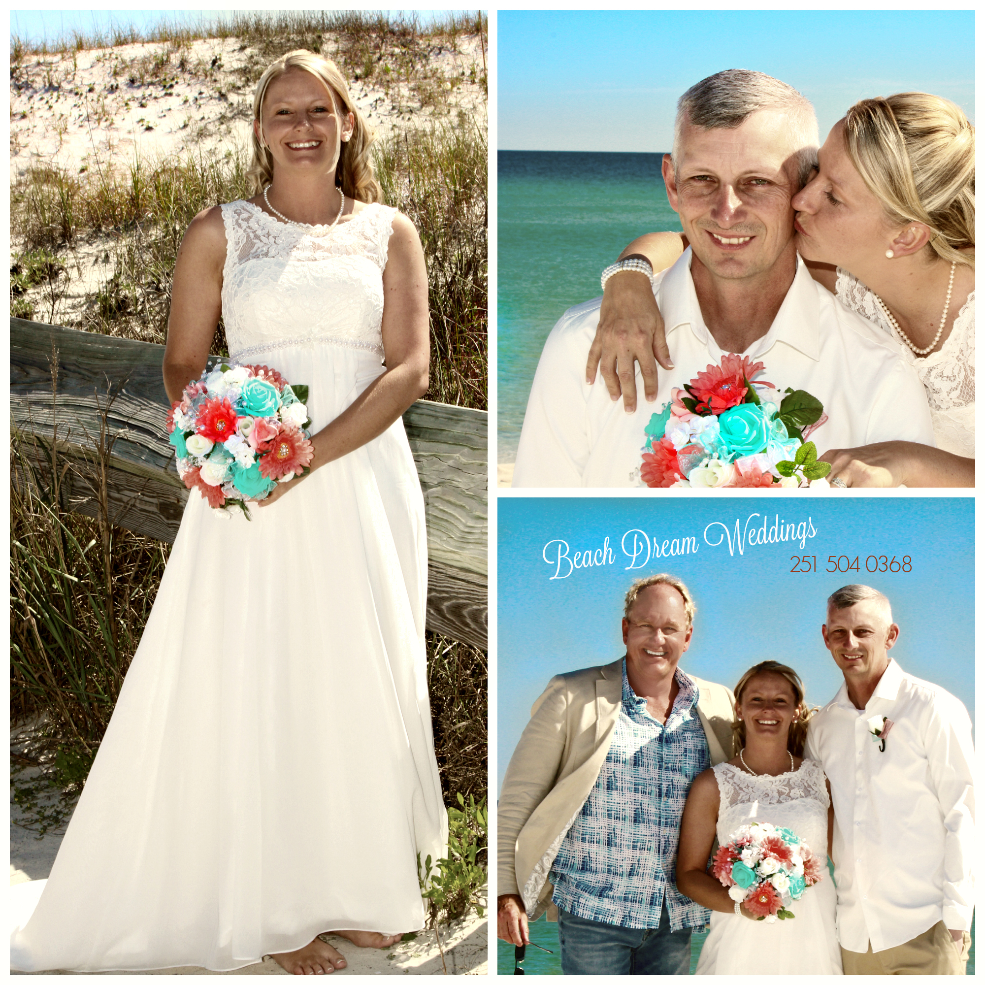 Best beach weddings in Alabama