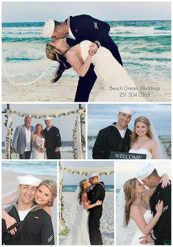Beach Weddings, Alabama Gulf Coast
