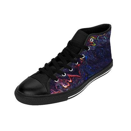 Space Walkers - High-top Sneakers (OpenEyes)