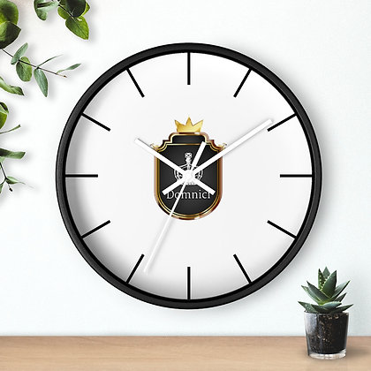 Domnici Wall clock