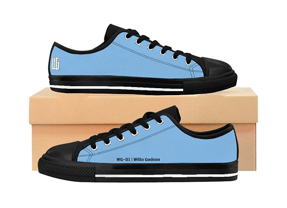 WG-01 | Willo Godson sneakers (Baby Blue)