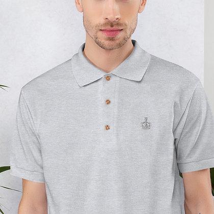 Domnici Embroidered Polo Shirt