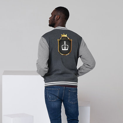 Domnici Men's Letterman Jacket