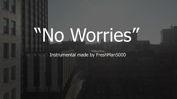 No Worries (Instrumental)