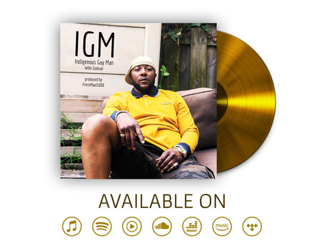 Album Available NOW!!!